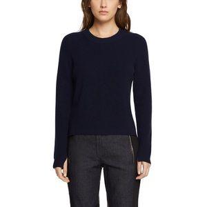 Rag and Bone Valentina Cashmere Crop Sweater